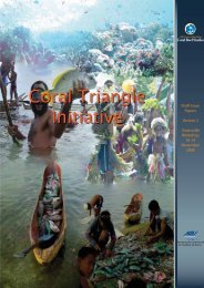 Draft issues papers 1. to 18. - ARC Centre of Excellence for Coral ...