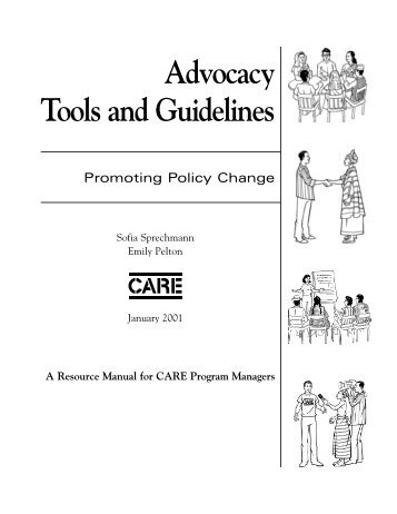 Advocacy Tools and Guidelines - Watchlist
