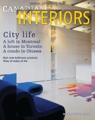 Canadian Interiors - January/February 2013