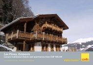 Les Flives, Grimentz - Ski chalets for sale