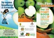 BioinFiera - Eventi e sagre