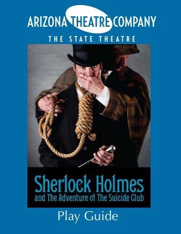 Play Guide [2.4 MB PDF] - Arizona Theatre Company