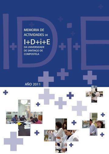 I+D+i+E - Vicerreitorado de Investigación e Innovación