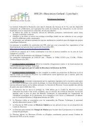 IFR128 « Biosciences Gerland - Lyon Sud »