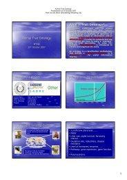 ATO presentation 25/10/07 - Sabre EU