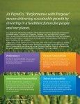 2009 Sustainability Report - PepsiCo - Page 4