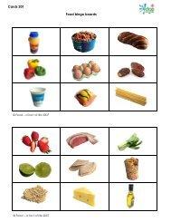 Food bingo boards - Cards 201.pdf (1.66 MB) - Food a fact of life