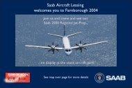 SAL Farnborough 2004 - Saab Aircraft Leasing