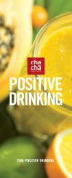 Positive-Drinking .PDF - eatchacha.ch