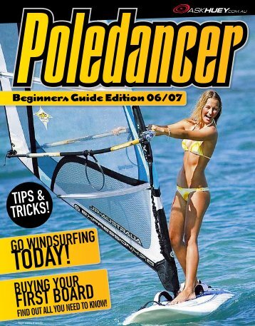 Beginners Guide To Windsurfing