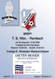 u. Elektrotechnik Beratung - Planung - Montage - SpVgg Igstadt