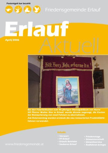 Gemeindezeitung 01/2006 (0 bytes) - Friedensgemeinde Erlauf