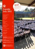The King's Gazette - The King's School - Page 2
