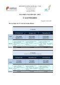 CALENDÁRIO - agrupamento de escolas da boa água - Page 2