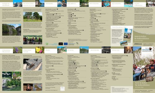 Vielfalt - Tourismusverband im Landkreis Kelheim
