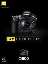 I AM THE BIG PICTURE - Nikon
