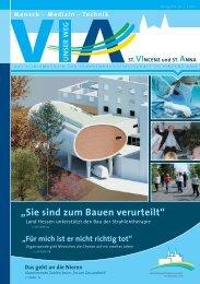 Ausgabe Nr. 2 / 2010 (2,7 MB) - St. Vincenz Krankenhaus Limburg