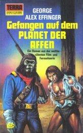 Gefangen auf dem Planet der Affen