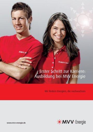Daniel Althapp, Mechatroniker - MVV Energie AG