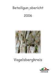 Vorwort - Vogelsbergkreis
