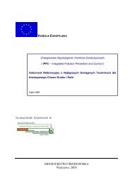 BAT dla intensywnego chowu drobiu i świń - Baltic Green Belt