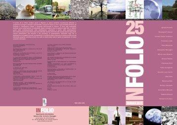 InFolio nr 25 - gennaio 2011 - Università di Palermo