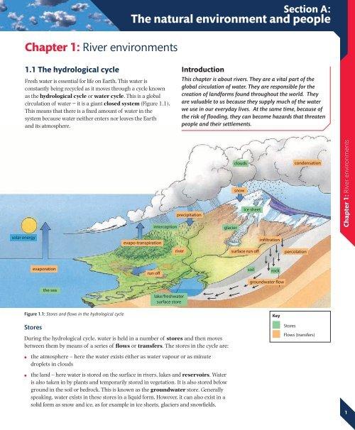 Edexcel IGCSE Geography Chapter 1 - Pearson Schools