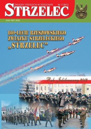 strzelec nr 1_2012 - Strzelec - Rzeszów