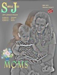 Newsletter 5-11 - JOY Lutheran Church