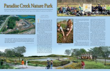 Paradise Creek Nature Park