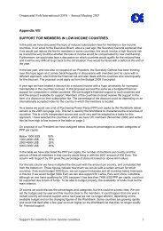 PRESIDENTS REPORT 2005-2006 - Ornamental Fish International