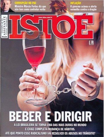 Madonna contra a celulite – Revista Isto é – 07/2008