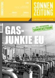 Gas-Junkie EU - Sonnenzeitung