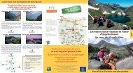 Les bonnes idées vacances à la montagne 2013 - Argelès-Gazost