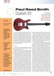 Custom 22 - FX-Music Group