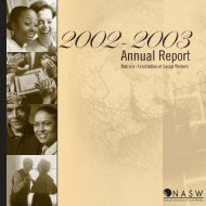 Download - National Association of Social Workers
