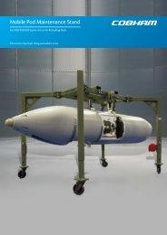 Mobile Pod Maintenance Stand (pdf 322Kb) - Cobham plc