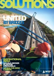 Solutions' article United by Bridges - WSP Group