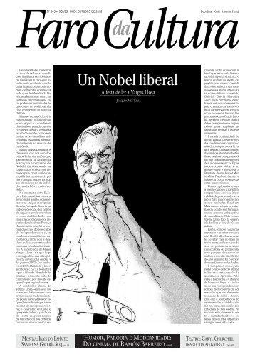 Un Nobel liberal - Faro de Vigo
