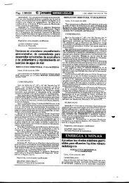 Resolución Ministerial N° 011-96-EM - Ministerio del Ambiente