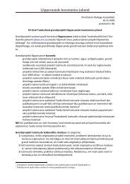 Lõpparuande koostamise juhend - Eesti Teadusfond