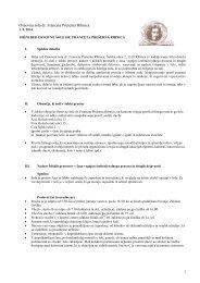 pravila Å¡olskega reda - OÅ Ribnica