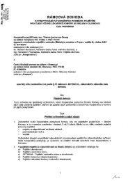PDF, 1.37 MB - Kooperativa, pojišťovna, a.s.