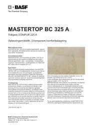Mastertop BC 325 A.qxp - BASF Construction Chemicals