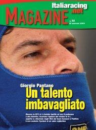 Il caso - Giorgio Pantano - Italiaracing