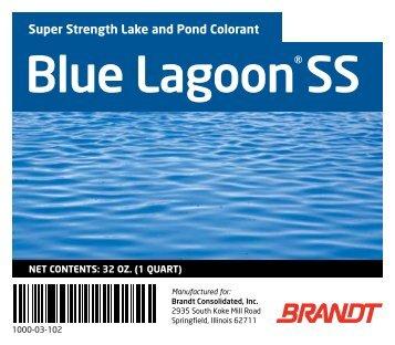 Blue Lagoon SS - Brandt