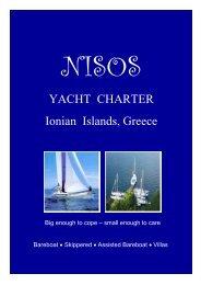 Nisos Yacht Charter - Em-Online