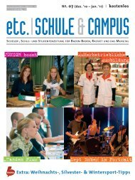 Tandem Plus - etc. Schule & Campus