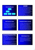 Introduction to UNFCCC, CDM, , , , , terminology, governing structure - Page 2