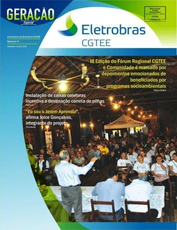 Boletim - Dezembro 2012 - cgtee